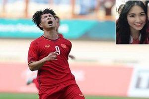 Liệu có phải Hòa Minzy xuất hiện, Công Phượng sút trượt 11m của Olympic Việt Nam?
