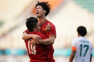 Highlight Olympic Việt Nam 3-0 Olympic Pakistan: Chiến thắng giòn giã