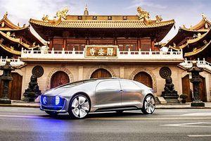 Daimler sẽ sản xuất xe điện thông minh tại Trung Quốc