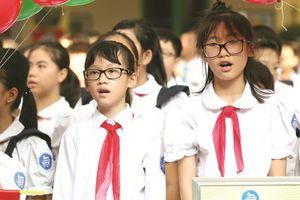 Trường lớp khang trang chào năm học mới
