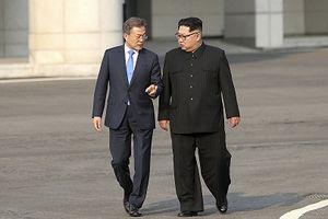 Hàn Quốc muốn cùng Triều Tiên thành lập cộng đồng kinh tế tương tự EU