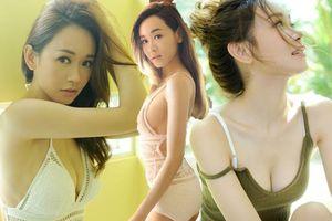 Hoa hậu Hồng Kông phủ nhận lộ 'ảnh nóng'