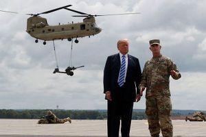 Năm 2019, quân đội Mỹ được chi 719 tỷ USD