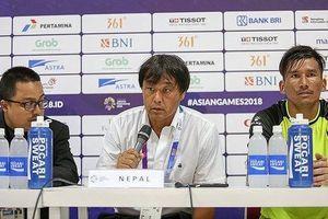 Nepal gửi lời thách đấu tới Olympic Việt Nam