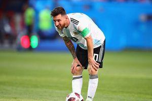 Tiết lộ lý do Messi từ chối lên tuyển Argentina
