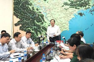 Tâm bão số 4 ở Hải Phòng -Thanh Hóa- Bắc Nghệ An