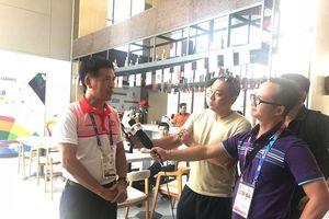 Đến Jakarta dự ASIAD 2018, đoàn Thể thao Việt Nam lo tắc đường