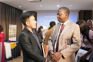 Doanh nghiệp Việt cần phải 'sáp vô' thị trường Mozambique