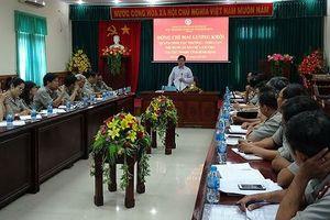 Bình Định: Thi hành án dân sự cần tăng cường tính chủ động