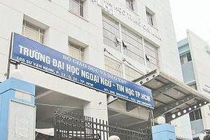 Lãnh đạo của ông Trần Quang Nam nhận sai sót quản lý cán bộ thiếu chặt chẽ