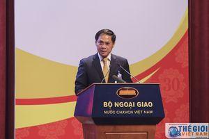 HNNG 30: Đẩy mạnh Ngoại giao phục vụ Phát triển trong Hội nhập quốc tế
