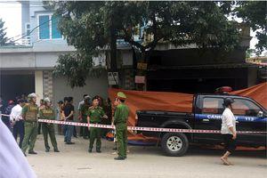 Hé lộ nguyên nhân vụ nổ súng bắn chết vợ chồng giám đốc ở Điện Biên