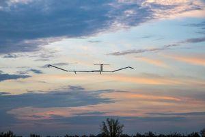 Máy bay năng lượng mặt trời của Airbus phá kỉ lục về thời gian bay