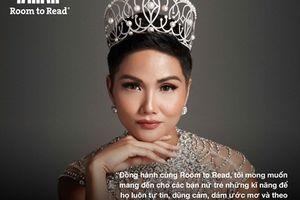 Hoa hậu Hoàn vũ Việt Nam: Đại sứ toàn cầu hỗ trợ giáo dục nữ sinh