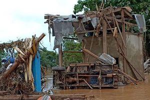 Nhật ký Attapeu - Lào: Thoát chết tại bản Mày