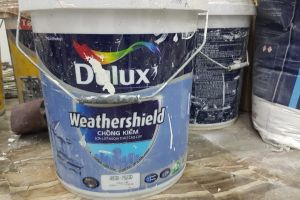 Khách hàng tố cáo sơn Dulux kém chất lượng, sau một tháng đã bong tróc