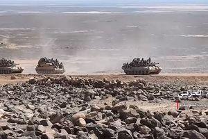 Quân đội Syria truy diệt IS trên sa mạc Sweida, chuẩn bị kết thúc chiến dịch