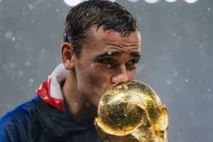 'Antoine Griezmann có cơ hội lớn giành Quả bóng vàng'