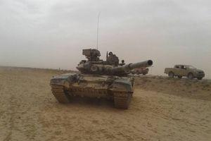 Chiến sự Syria: Quân chính phủ áp sát chiến trường Bắc Hama