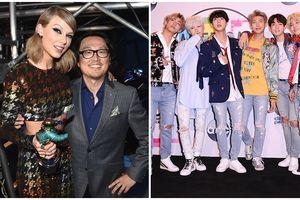 Đây là thái độ của phía BTS trước bão 'vạ miệng' của đạo diễn MV Taylor Swift!