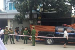 Vụ xả súng ở Điện Biên: Khởi tố vụ án giết người, tàng trữ sử dụng trái phép vũ khí quân dụng