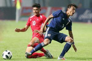 Nepal đặt mục tiêu cầm hòa Olympic Việt Nam