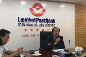 Vì sao LienvietPostBank điều chỉnh giảm 600 tỷ đồng lợi nhuận năm 2018?
