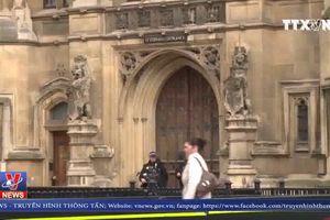 Công bố danh tính đối tượng tấn công bên ngoài Quốc hội Anh
