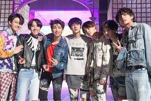 BTS lần thứ 3 giành chứng nhận danh giá tại Mỹ