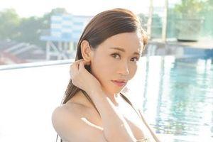 Hoa hậu Hồng Kông lên tiếng về nghi vấn lộ ảnh khỏa thân