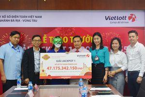 Kết quả Vietlott hôm nay (15/8): Jackpot lại 'nổ' trong ngày trao thưởng 47 tỷ