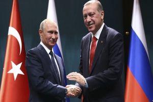 'Bất mãn' với đồng minh Mỹ, Thổ Nhĩ Kỳ công khai ủng hộ Nga