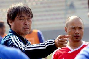 HLV trưởng Nepal đặt mục tiêu ghi bàn vào lưới Olympic Việt Nam