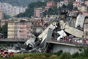 Italia: Số người thiệt mạng trong vụ sập cầu cạn tăng lên 35 người