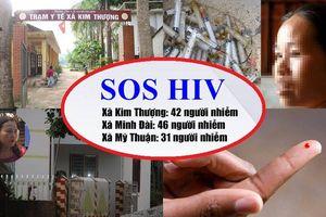 Nhiễm HIV ở Phú Thọ: Không chỉ Kim Thượng, còn nhiều xã có người nhiễm HIV cao ở huyện Tân Sơn