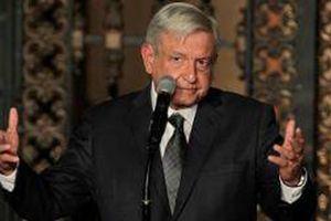 Tân Tổng thống Mexico không cho vệ sĩ mang vũ khí