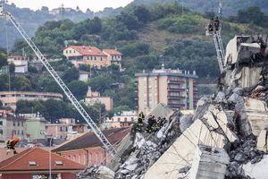 Khẩn cấp báo động vụ sập cầu Italy: Manh mối bắt đầu lộ diện