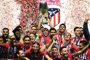 Không còn Ronaldo, Real ngậm ngùi nhìn Atletico giành Siêu cúp châu Âu