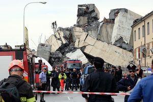 Pháp chính thức mở cuộc điều tra vụ sập cầu cạn tại Italia