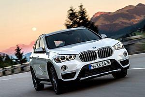 Lô xe BMW mới do Thaco nhập khẩu đã về cảng