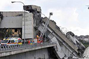 Sập cầu ở Ý: Kiệt tác thành thảm họa
