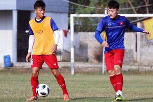 Olympic Việt Nam mất 5 ngày mới chọn được sân tập ở ASIAD 18
