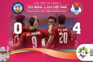 Soi kèo U23 Việt Nam vs U23 Nepal: Phân tích khả năng chiến thắng giữa hai đội tuyển