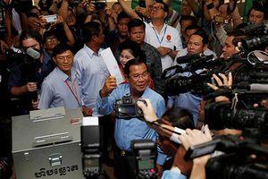 Mỹ hạn chế cấp thị thực cho một số công dân Campuchia vì vấn đề bầu cử