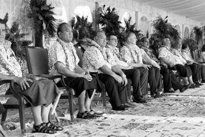 Lời đặt cược của Thủ tướng Tonga