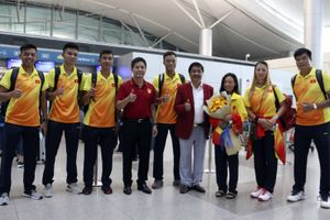ĐT quần vợt Việt Nam lên đường tham dự ASIAD