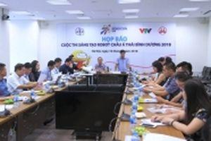Việt Nam có hai đội tham dự cuộc thi Robot châu Á - Thái Bình Dương 2018