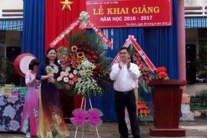 Bài phát biểu khai giảng của lãnh đạo địa phương ngắn gọn