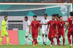 Soi kèo Olympic Việt Nam - Olympic Nepal