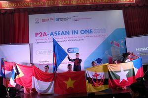 Sinh viên ASEAN hội tụ tại Đà Nẵng